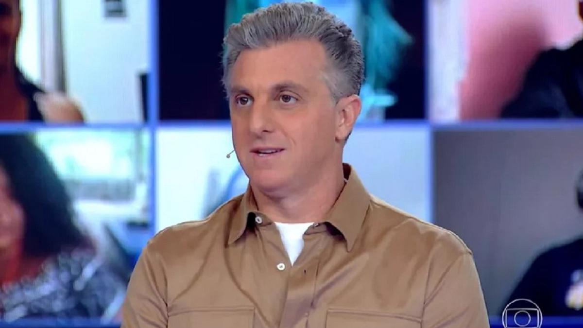 Luciano Huck contou que pediu para a Globo antecipar sua estreia no comando do Domingão (Foto: Reprodução/TV Globo)