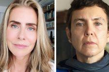Maitê Proença falou sobre intimidade exposta após boatos de romance com Adriana Calcanhoto (Foto: Reprodução Instagram)