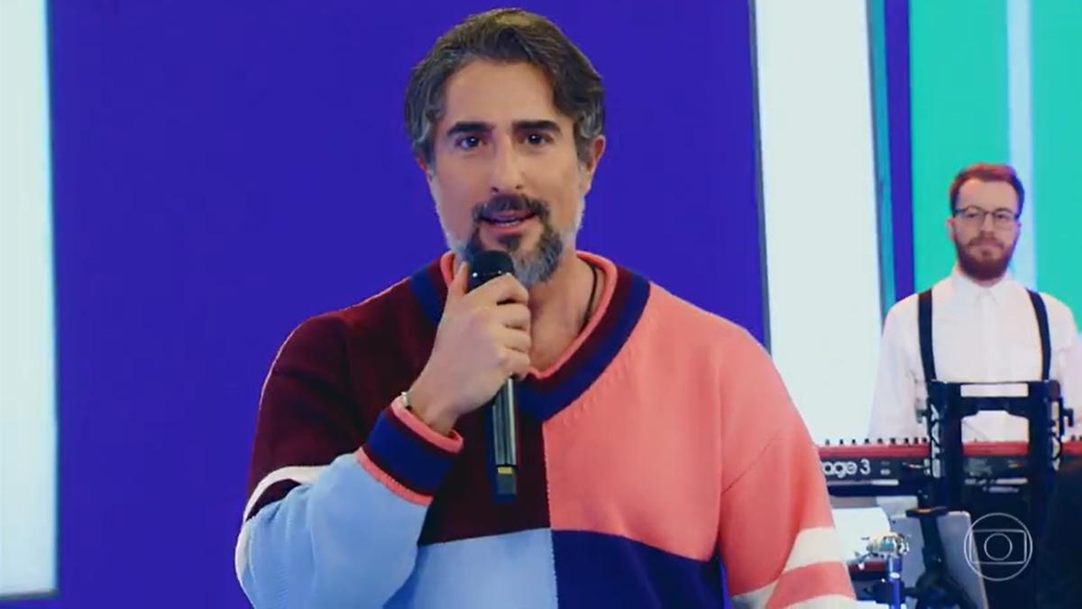 Marcos Mion no comando do Caldeirão; apresentador quer continuar no programa (Foto: Reprodução/ TV Globo)