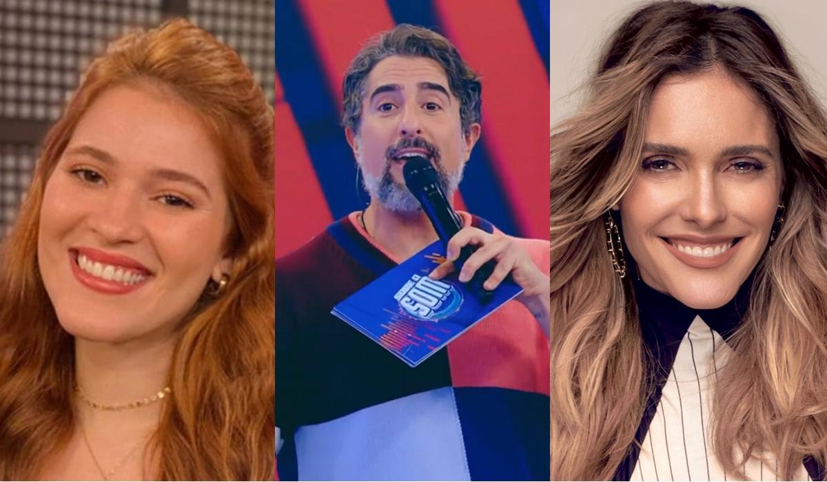 Ana Clara, Marcos Mion e Fernanda Lima podem substituir Tiago Leifert no BBB 22 (Reprodução)