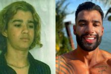 Gusttavo Lima antes e depois da fama