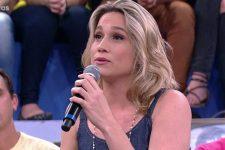 Fernanda Gentil falou sobre as mudanças de apresentadores na Globo (Foto: Reprodução/TV Globo)