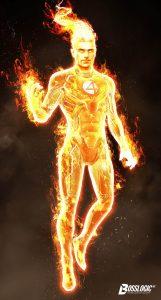Zac Efron em arte criada por fã