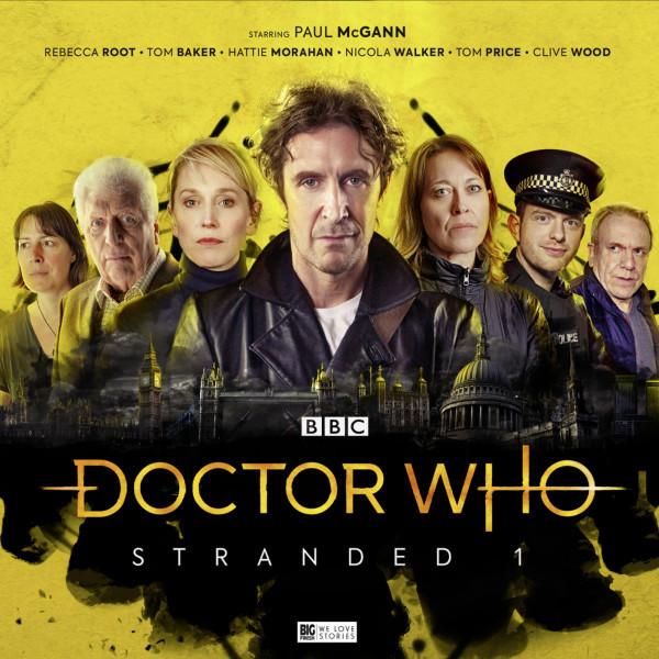 Doctor Who: Stranded (Foto: Divulgação / Big Finish)
