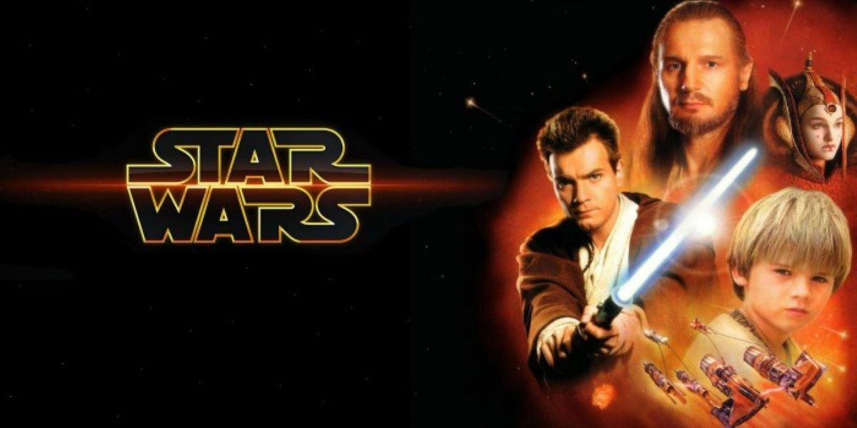 Star Wars: A Ameaça Fantasma (Divulgação / LucasFilm)