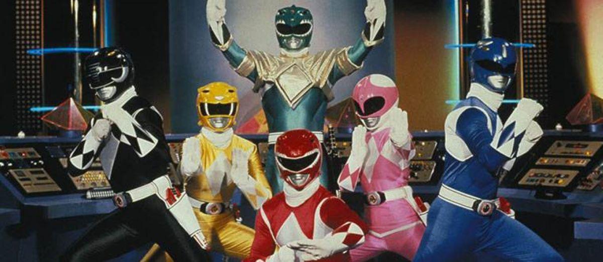 Power Rangers (Divulgação)