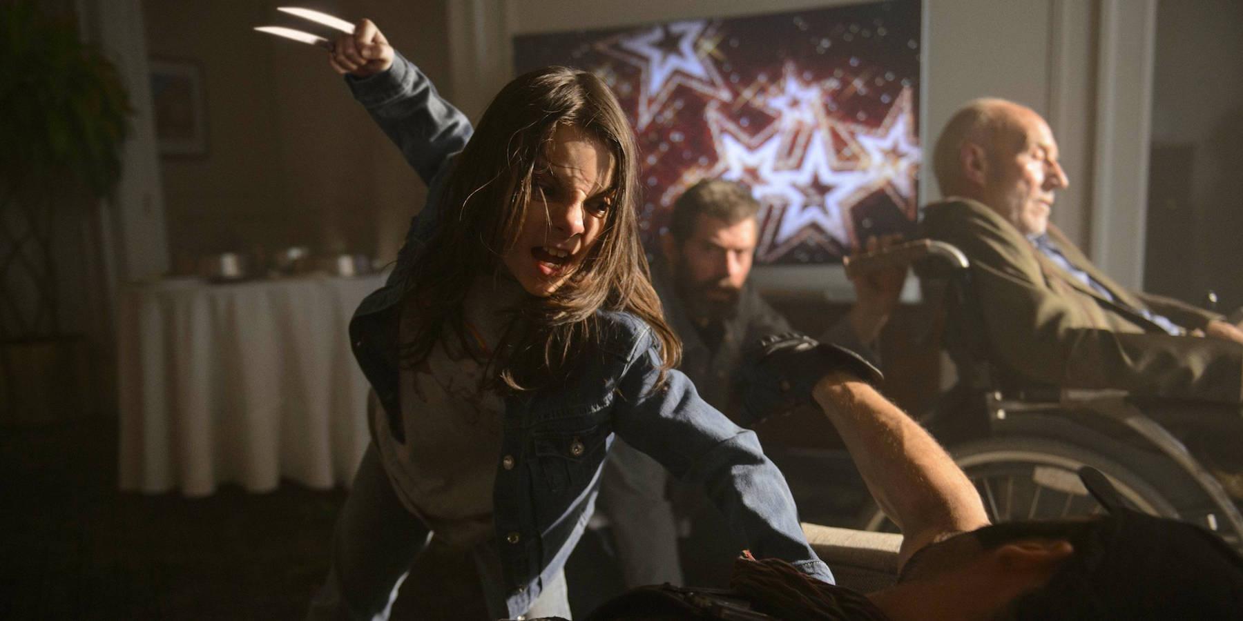Cena de Logan (Reprodução / Fox)