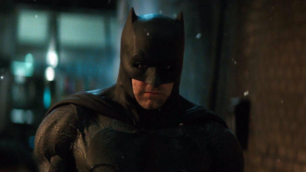 Batman (Ben Affleck) em Esquadrão Suicida