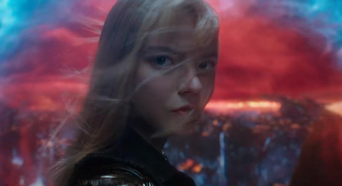 Cena do trailer de Os Novos Mutantes (Divulgação / 20th Century Studios)