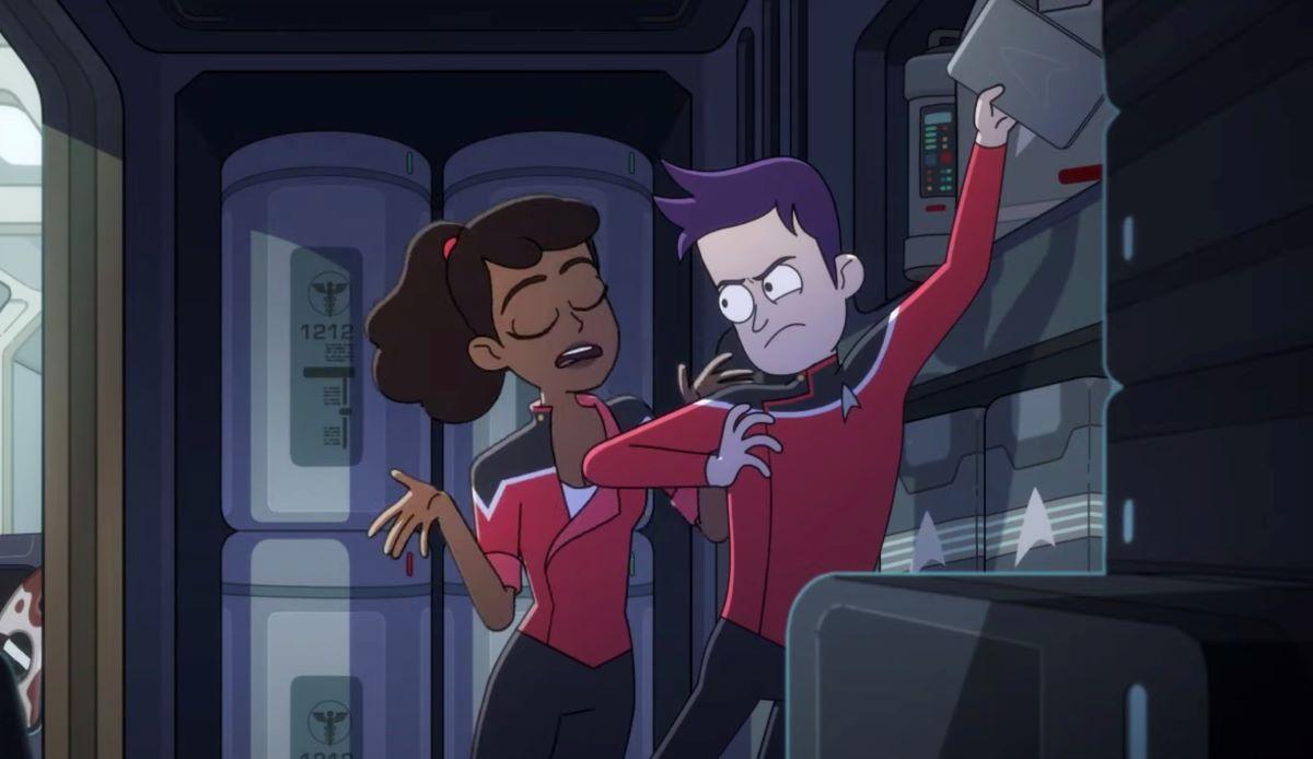 Star Trek: Lower Decks (Divulgação / CBS)