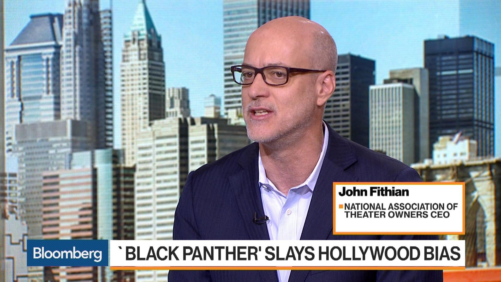 John Fithian em entrevista à Bloomberg