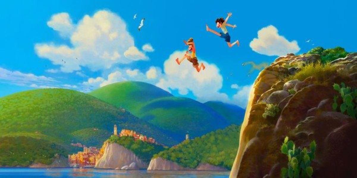 Luca (Divulgação / Pixar)