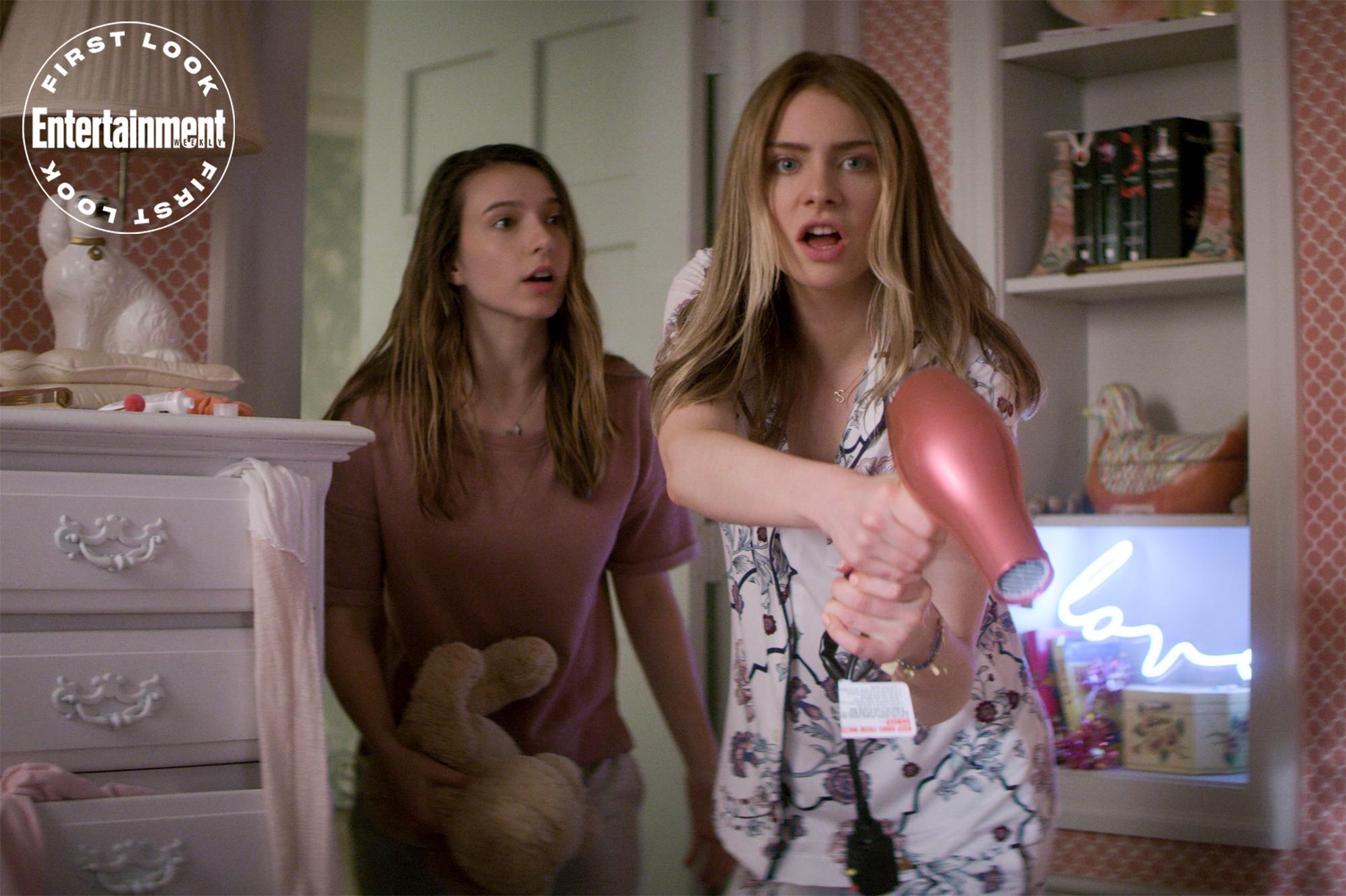 Gêmeas se juntam a caçador de recompensas nas imagens de Teenage ...