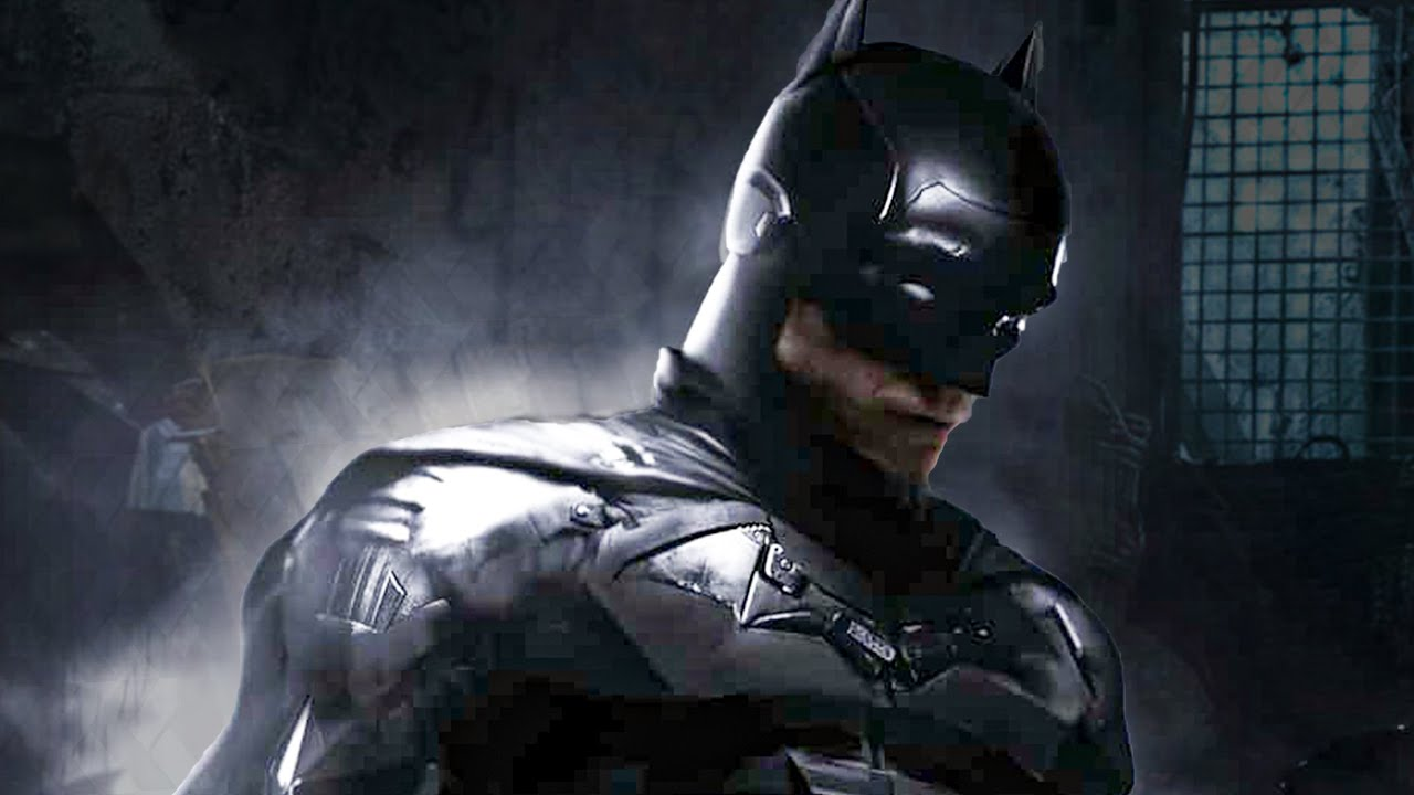 Robert Pattinson em teaser de The Batman