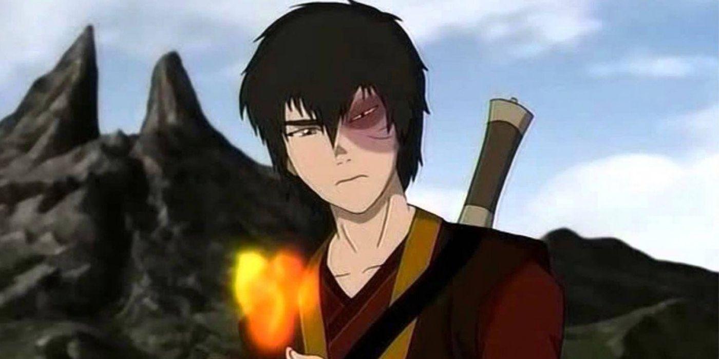 Zuko em Avatar: A Lenda de Aang (Reprodução / Nickelodeon)