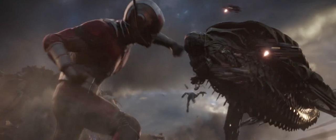 Cena de Vingadores: Ultimato (Reprodução / Marvel)