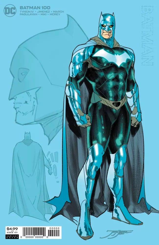 Batman (Divulgação / DC Comics)