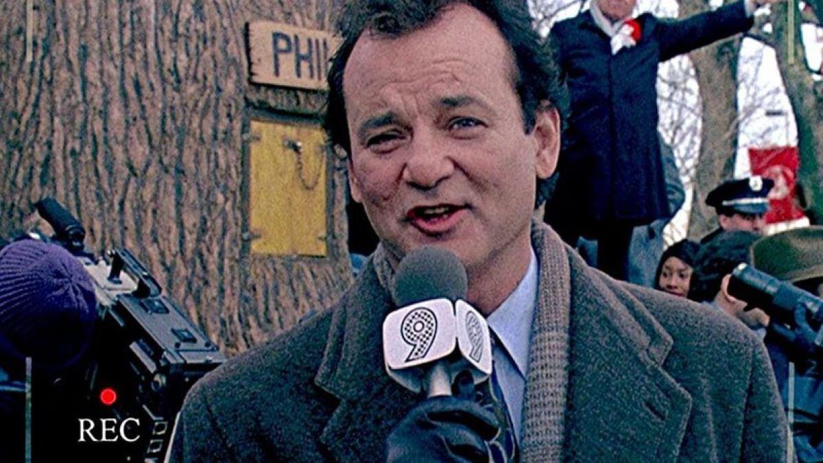 Bill Murray em Feitiço do Tempo (Foto: Reprodução)
