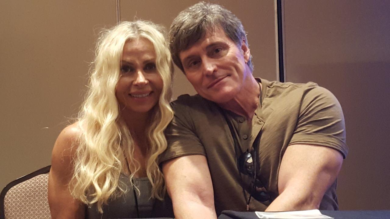 Sophia Crawford e Jeff Pruitt (Foto: Divulgação)