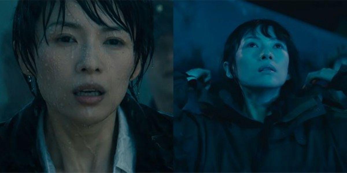 Ilene e Ling Chen em Godzilla II: Rei dos Monstros (Reprodução / Legendary)