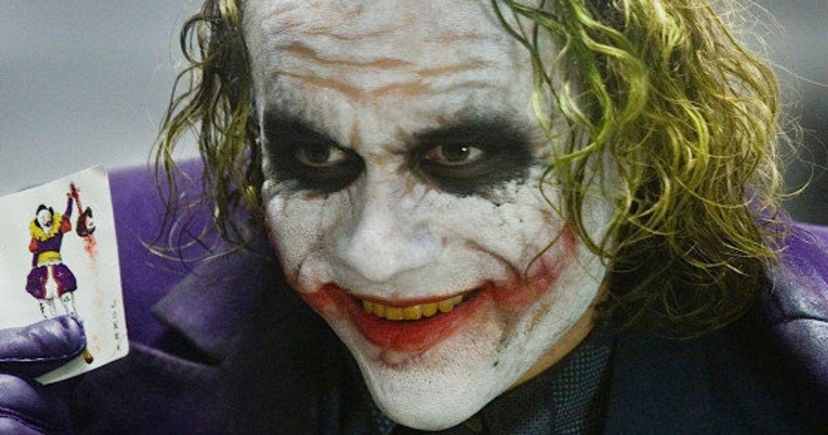 Heath Legder como o Coringa (Reprodução / Warner Bros.)