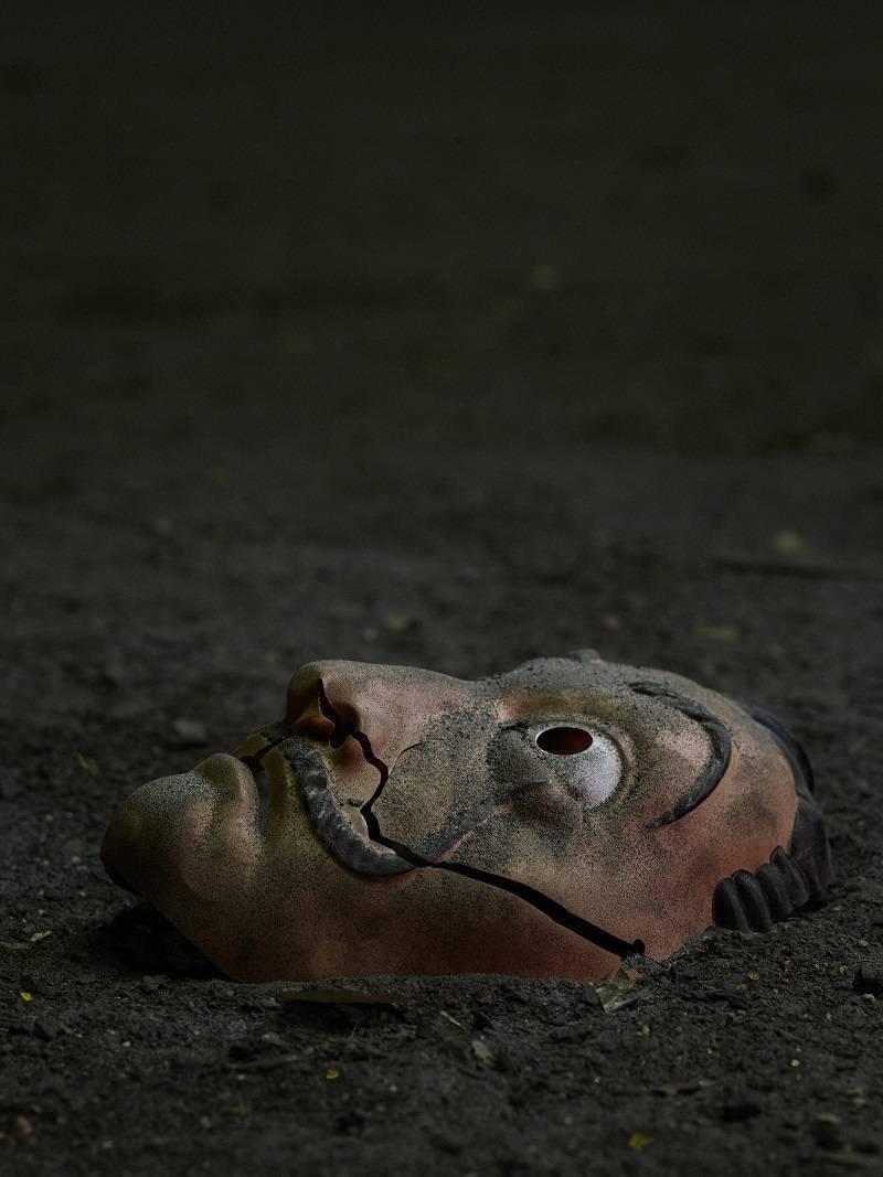 Imagem de divulgação da 5a temporada de La Casa de Papel (Divulgação / Netflix)