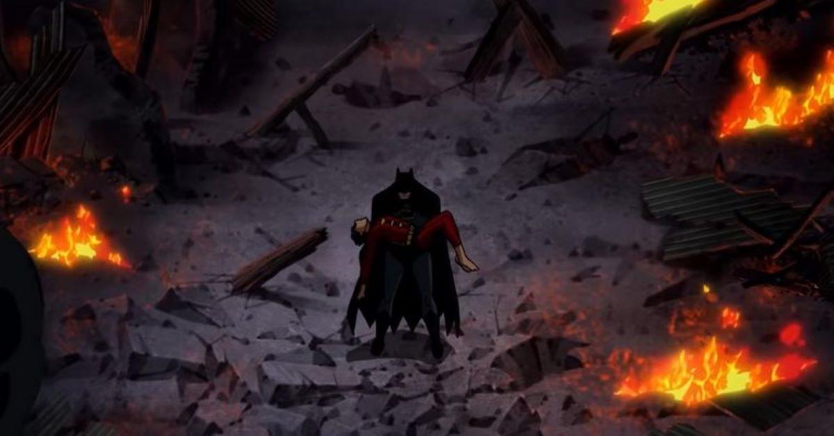 Batman: Morte em Família (Divulgação / DC)