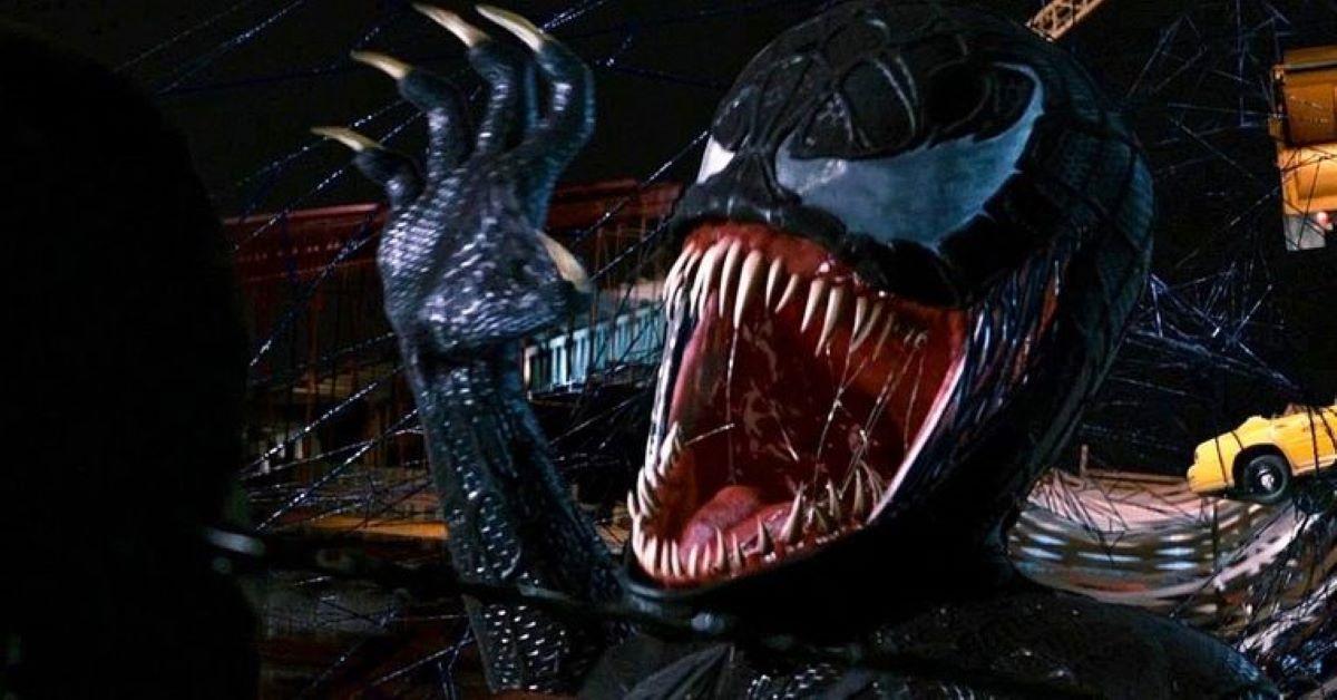 Venom em Homem-Aranha 3 (Reprodução / Sony)