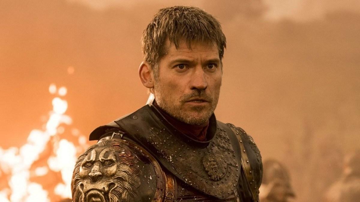 Jaime Lanniester (Nikolaj Coster-Waldau) em Game of Thrones