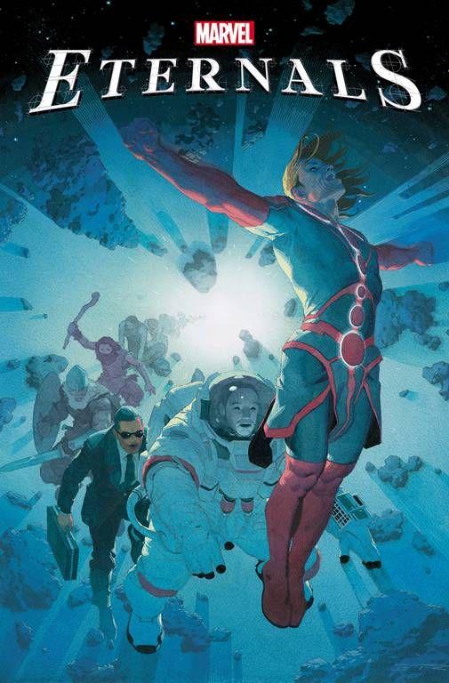 Os Eternos (Divulgação / Marvel Comics)