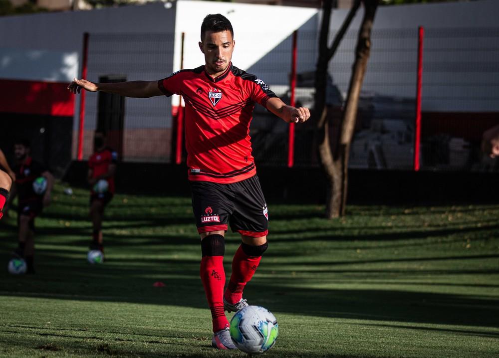 Matheuzinho, do Atlético-GO