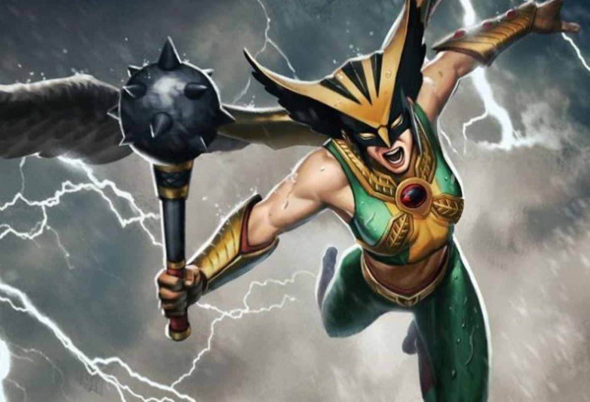 Mulher-Gavião (Divulgação / DC Comics)
