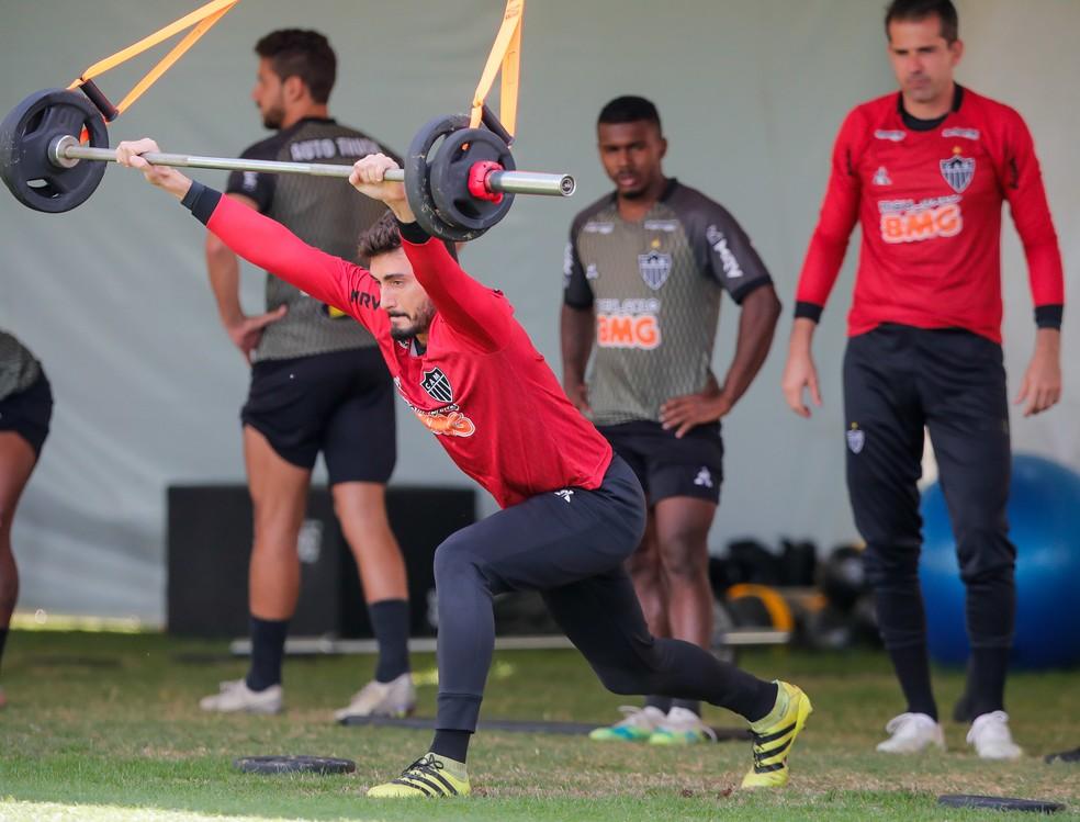Rafael, goleiro do Atlético-MG
