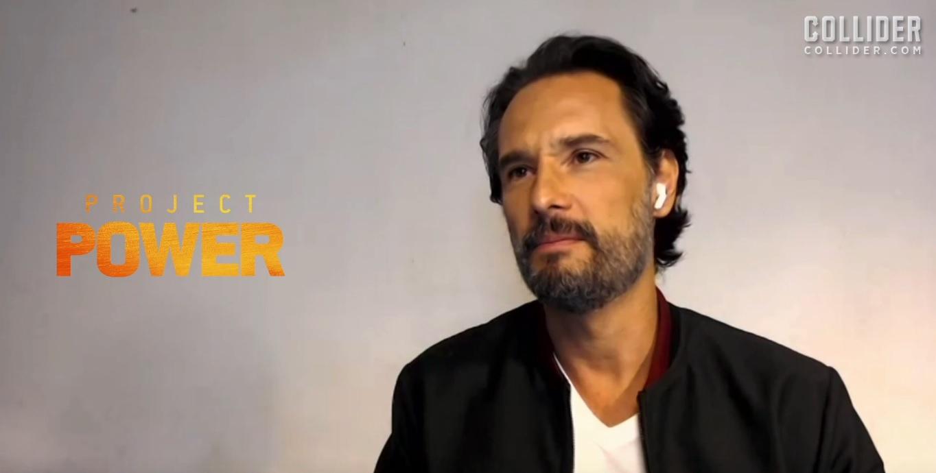 Rodrigo Santoro em entrevista