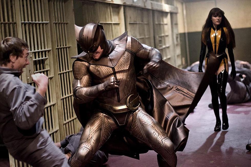 Coruja (Patrick Wilson) em Watchmen
