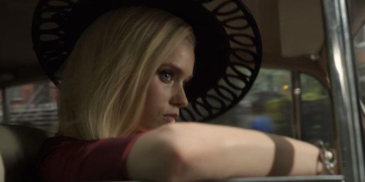 Abbey Lee em Lovecraft Country (Reprodução / HBO)