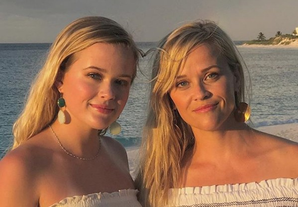 Ava Phillippe e Reese Whiterspoon