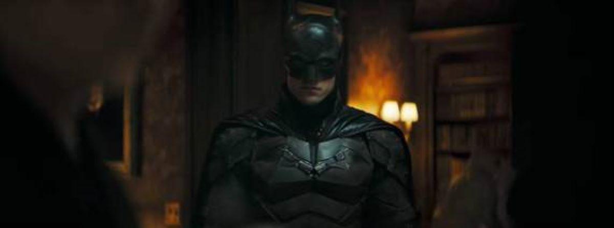 Cena do trailer de The Batman (Reprodução / DC)