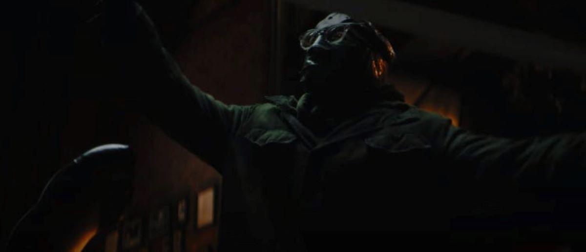 O Charada no trailer de The Batman (Reprodução / DC)