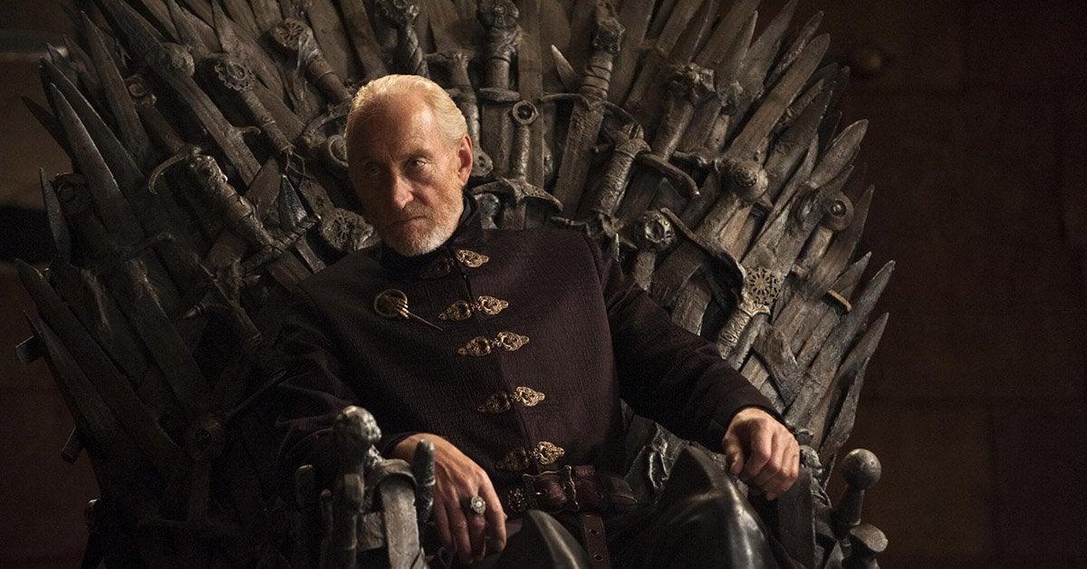 Charles Dance como Tywin Lannister em Game of Thrones (Divulgação / HBO)