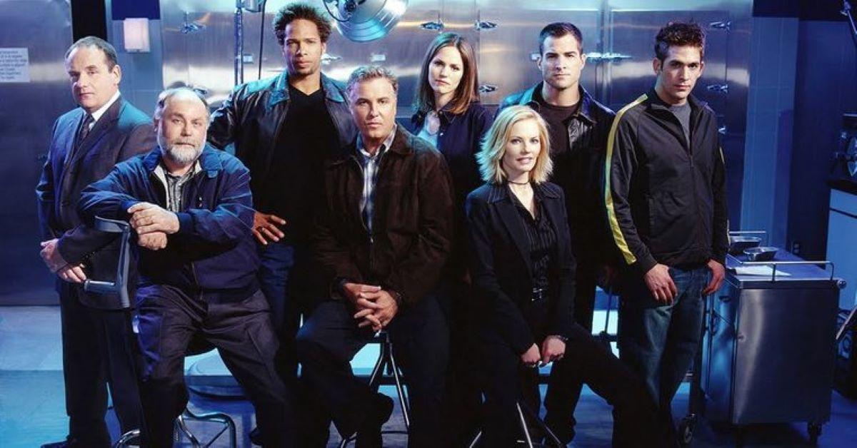 Elenco de CSI (Divulgação / CBS)