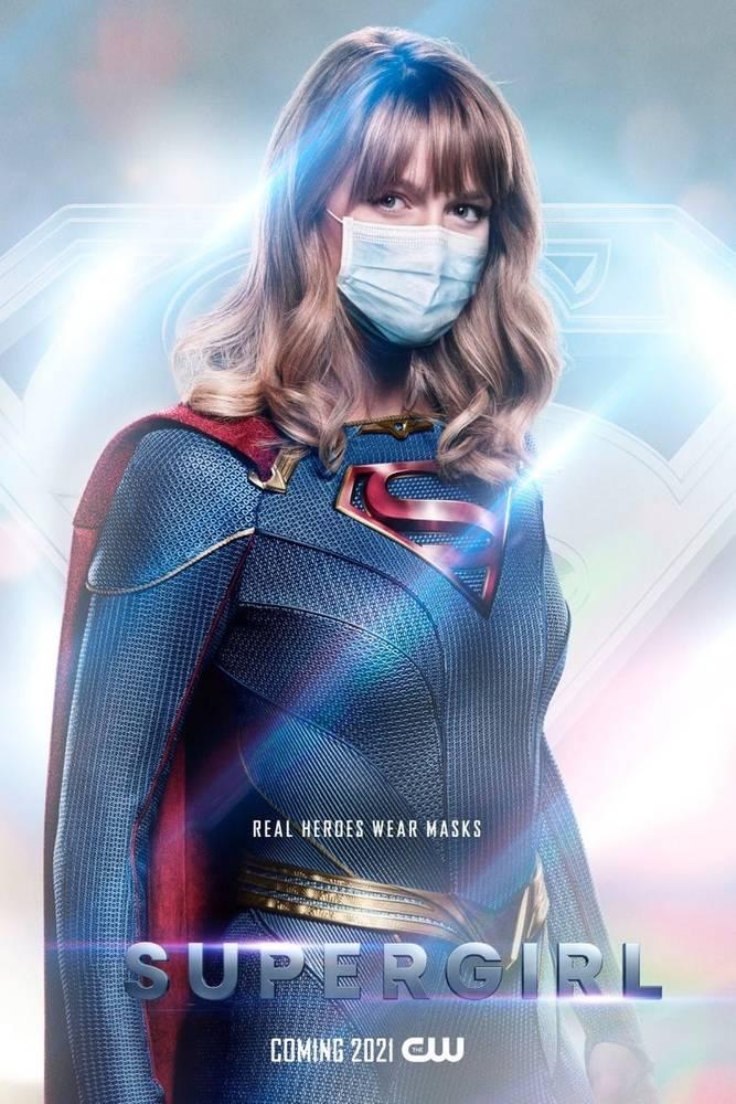 Supergirl (Melissa Benoist) (Divulgação / The CW)