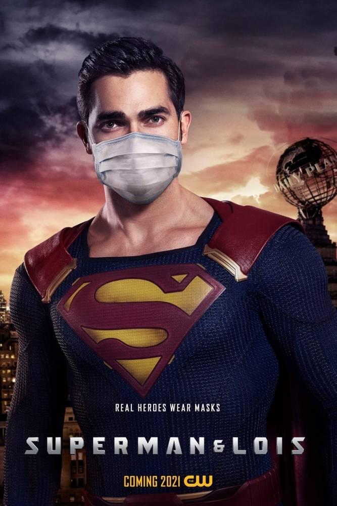 Superman (Tyler Hoechlin) (Divulgação / The CW)