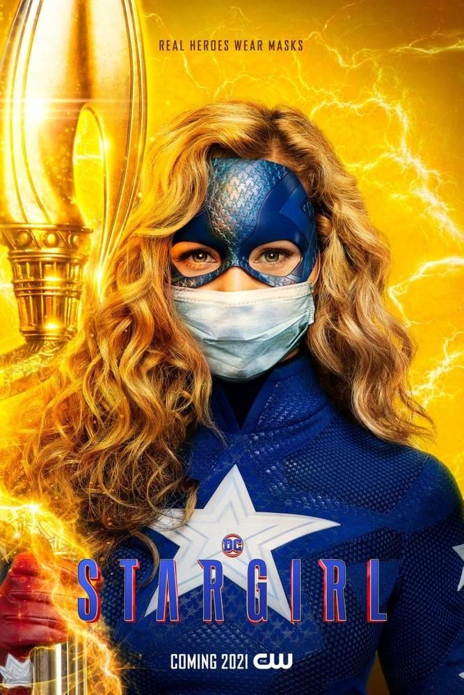 Stargirl (Brec Bassinger) (Divulgação / The CW)
