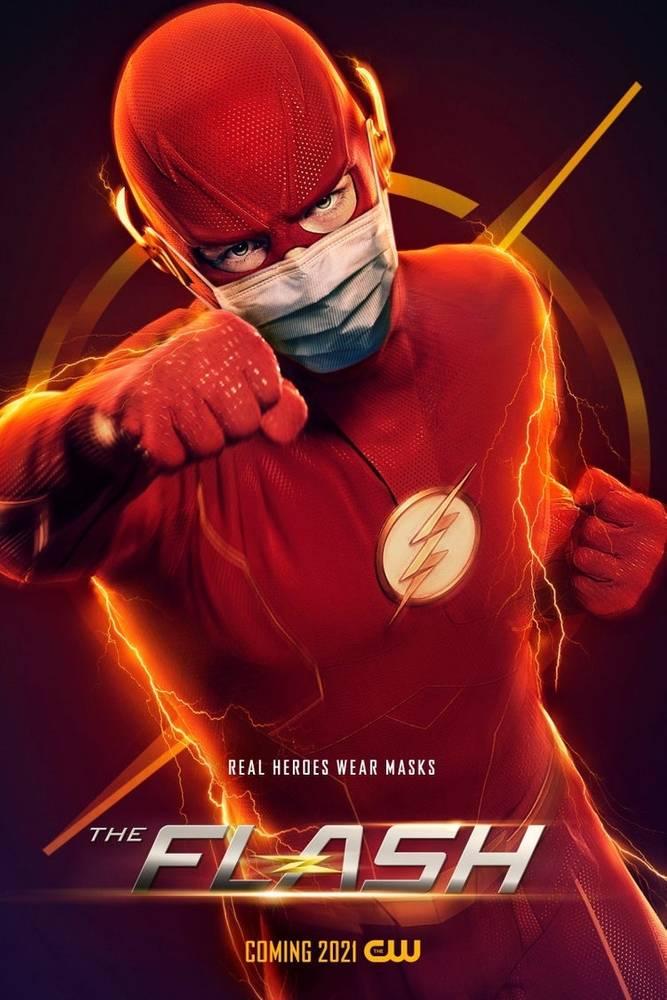 Flash (Grant Gustin) (Divulgação / The CW)