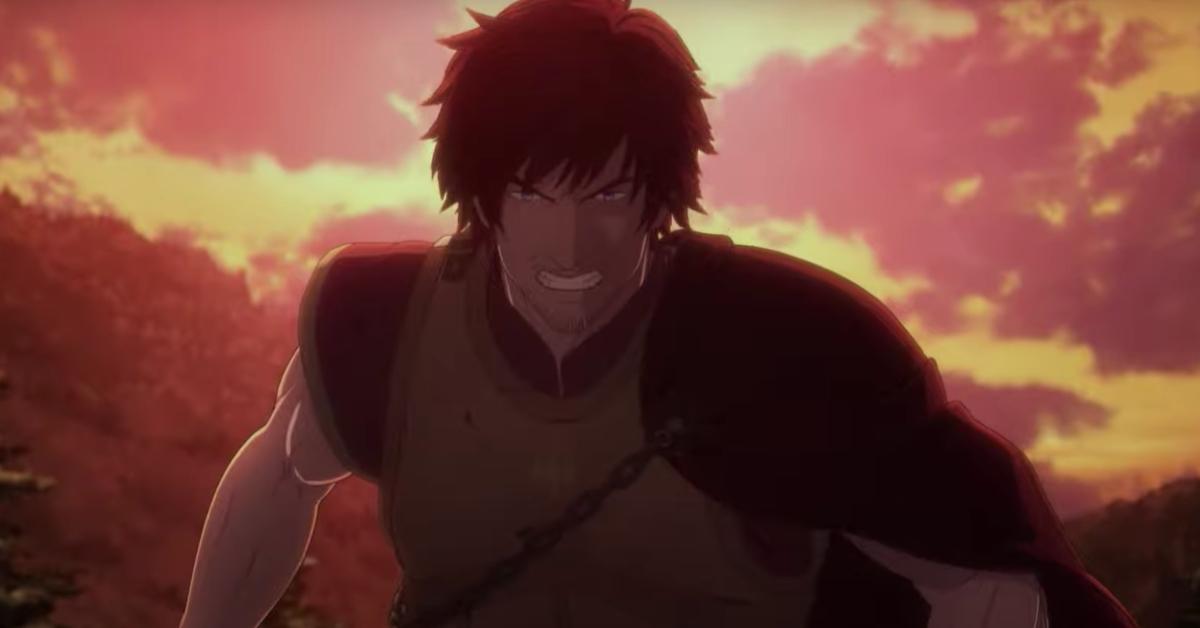 Cena do trailer de Dragon's Dogma (Reprodução / Netflix)