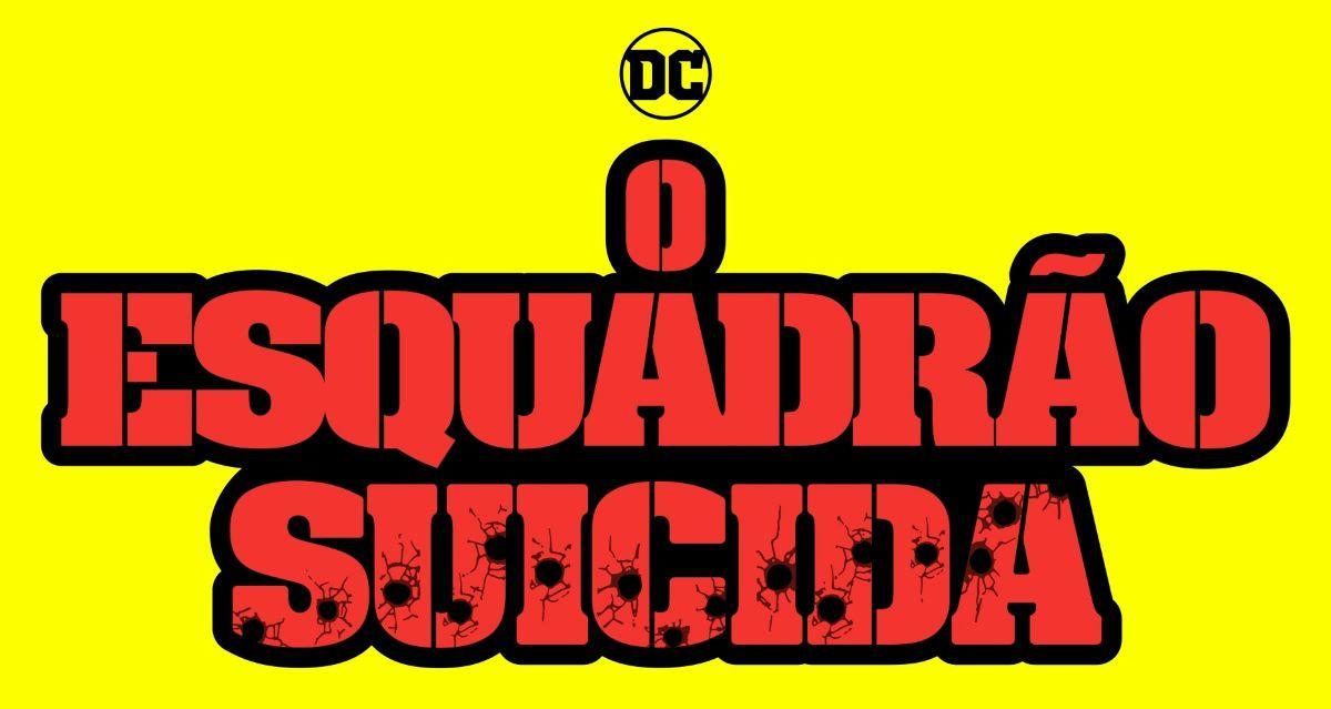 Logo O Esquadrão Suicida (Divulgação / DC)