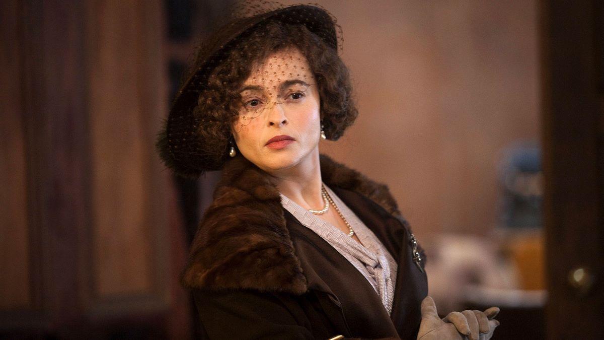 Helena Bonham Carter em The Crown (Reprodução / Netflix)