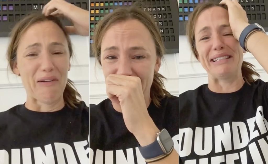 Jennifer Garner (Instagram)