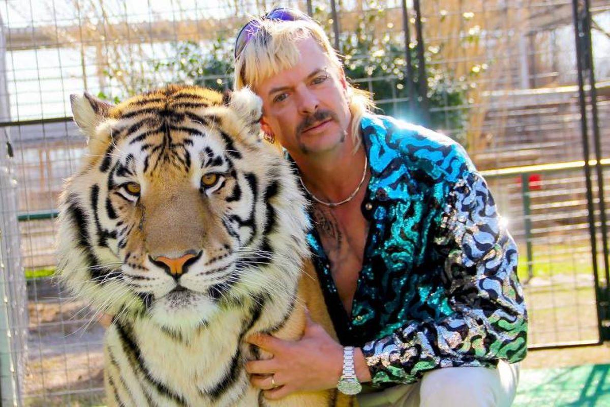 Joe Exotic de A Máfia dos Tigres (Divulgação)